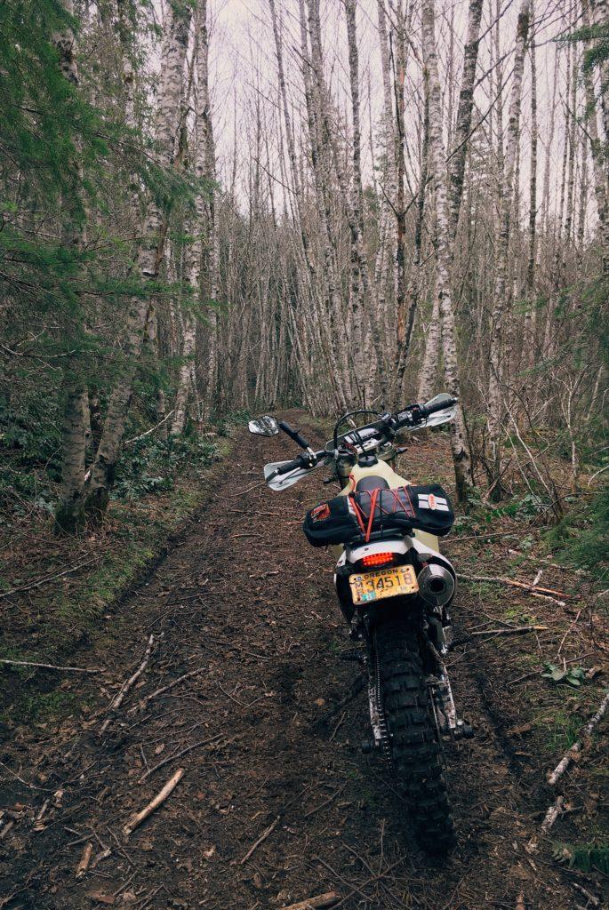 Dual Sport Motorcycle Oregon